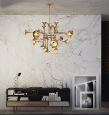 contemporary home lighting. Modern Home Lighting: Portuguese Brand DelightFULL Illuminates With The Botti Chandelier Contemporary Lighting