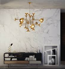 modern home lighting portuguese brand delightfull illuminates with the botti chandelier