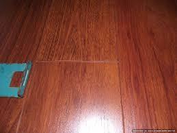 harmics brazilian cherry laminate flooring with beveled edges made by unilin