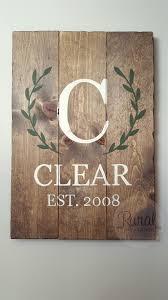 laurel wreath elished sign ma en pa herdenking elegant monogrammed wedding gifts monogrammed wedding gifts