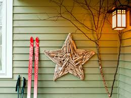Rustic Star Kitchen Decor Make A Rustic Driftwood Star Decoration How Tos Diy