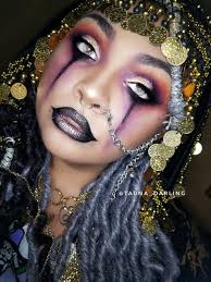 gypsy makeup by tauna darling insram