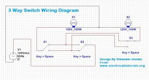 4 way key switch wiring diagram schematics baudetails info 3 way switch wiring diagram explanation urdu hindi electrical