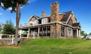 bent river cottage