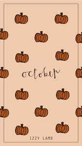 October | Cute fall wallpaper, Fall ...