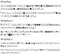 Wingdings And Other Symbolic Fonts In Slicers Powerpivotpro