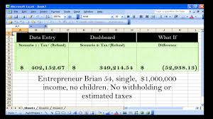 W2 Excel Template 2018 Tax Planning For Entrepreneurs
