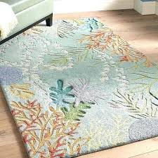 rugs for beach house rug runner decor indoor area in