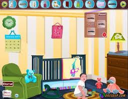 Small Picture Baby Bedroom Decoration Games KHABARSNET