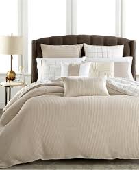 hotel collection bedding waffle weave 100 cotton king duvet cover beige c1107 706255203417