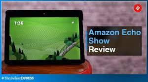 Amazon Echo Show Review | Smart Speaker With <b>10</b>-<b>Inch HD</b> ...