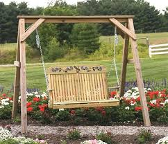 wooden yard swing porch swings with frame wooden outdoor swing outdoor wooden swings for wooden yard swing post amish wood