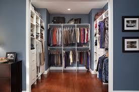apartment walk in closet organization
