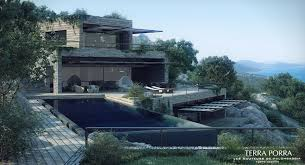 exciting mountainside house plans contemporary best inspiration