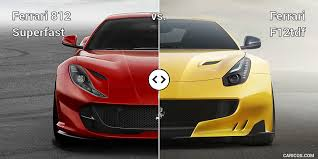 2018 ferrari 812 price. unique 812 ferrari 812 superfast vs f12tdf  front intended 2018 ferrari price i