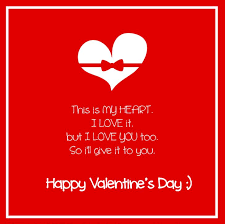 Valentine Day Quotes 57 Wonderful Happy Valentines Day I Love You Quotes Quotes Wishes For