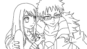 Small Picture Fairy Tail Coloring Pages Games Coloring Coloring Pages