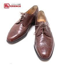 authentic salvatore ferragamo wing tip men s women s shoes dress shoes brown leather