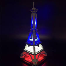 Led Light Kit Us 26 25 Led Light Kit Only Light Set For Architecture The Eiffel Tower Light Set Compatible With 21019 In Novelty Lighting From Lights Lighting