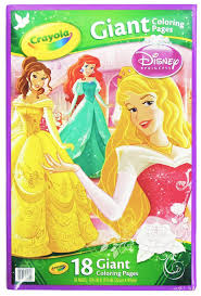 Crayola Giant Coloring Pages Sofia The First With Amazon Com Disney