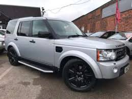 Land Rover Discovery 4 Colour Chart 156 Used Land Rover Discovery 4 Cars For Sale At Motors Co Uk