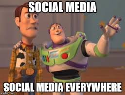 Image result for social media meme