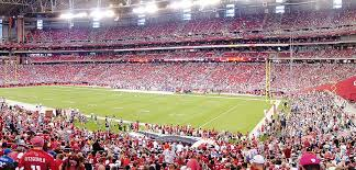 Cardinals Stadium Seating Chart Arizona Arizona Cardinals Tickets 2019 Vivid Seats
