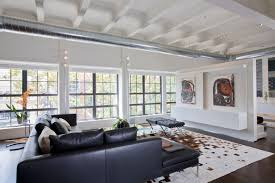 Industrial Design Living Room Industrial Invasion Old Building Sticks To Its Roots With Modern