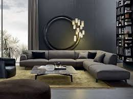 Glamorous Black And Purple Modern Furniture Living Room Color W