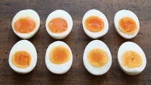 ゆで 卵 茹で 時間