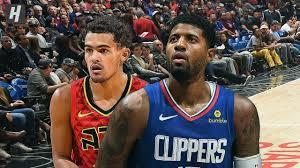Atlanta Hawks vs LA Clippers - Full ...