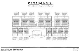 Cinemark Seating Chart Cedar Hill Tx Seating Plan