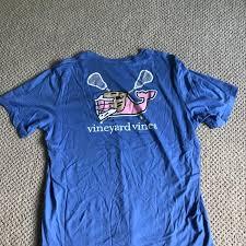 Vineyard Vines Lacrosse Shirt