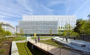 Bridge For Laboratory Sciences Vassar College Integrated Science Commons Ennead