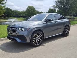 It's a midsize luxury suv in every traditional sense, but because. 2021 Mercedes Amg Gle 53 Coupe Review Carprousa