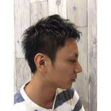 ツーブロック40代からの若返りモテ男シフトチェンジ Cyan Hair