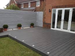 Grey Composite Decking Designs Image Result For Decking Ideas Patio Deck Designs