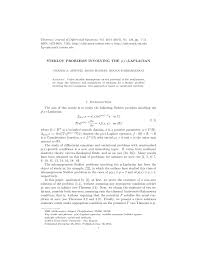 infinitely many solutions to elliptic problems with variable exponent and nongeneous neumann conditions request pdf