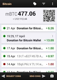 So if you are an android user, you can download the app mentioned in the post above and start mining bitcoins. Bitcoin Wallet Mobile Android Choose Your Wallet Bitcoin