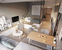 Small Studio Ideas For Tiny Home Interiors Decoholic