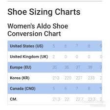 Aldo Shoe Size Chart Aldo Stiletto Heels Gray Buckle 37 Size 7