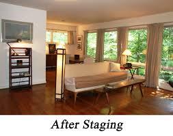 Living Room Staging Home Staging Services Williamsburg Va