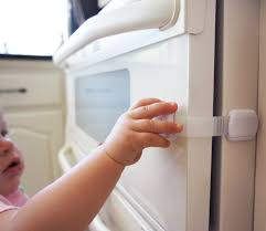 Child Safety For Cabinets Adjustable Strap Safety Locks Installation Secure Home By Jessa
