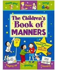 Childrens Sticker Chart Star Reward Chart The Children S Book Of Manners