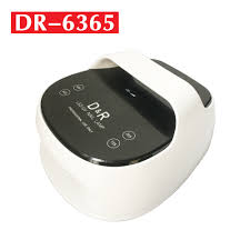 Dual Light Timer Us 124 82 21 Off Led Uv Li Battery Nail Lamp 48w Dual Light Nail Dryer For Curing All Gels With Sensor Lamp For Manicure Timer With 15 30 45 60s In