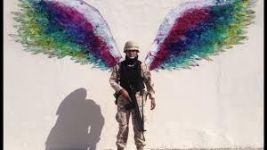 the global angel wings project colette miller takes her street art angel wings to kenya on vimeo on angel wings wall art los angeles address with the global angel wings project colette miller takes her street art