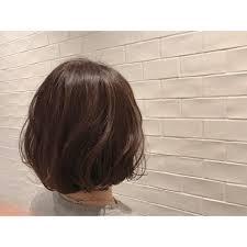 ヘアアレンジ 巻き髪 ショートボブ ナチュラルroom Kitahama 生田 拓海