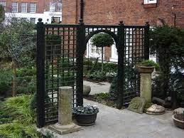 garden arches trellis obelisks