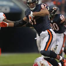 2012 Chicago Bears Roster Turnover Tight End Windy City
