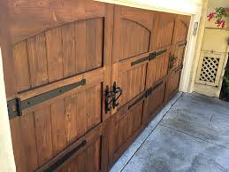 garage doors. Brilliant Garage All Bay Garage Doors Carriage House Door Stain Grade  13jpg Throughout